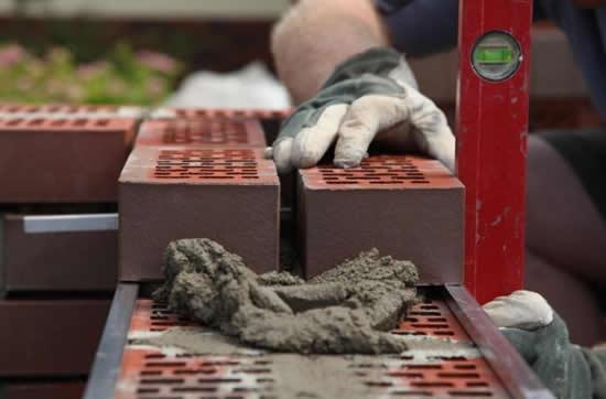 Количество раствора на 1м3 кладки кирпича